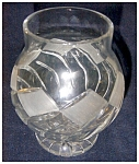 Click here to enlarge image and see more about item 1989: Crystal Vase