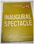 Click here to enlarge image and see more about item 2025: Inaugural Spectacle by Life Editors