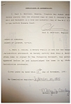 Click here to enlarge image and see more about item 2033: John F Kennedy Last Will and Testament