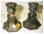 Click here to enlarge image and see more about item 2201: Candlestick Pair