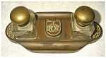 Click here to enlarge image and see more about item 2217: Bradley and Hubbard Inkwell