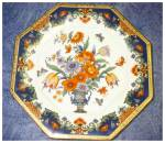 Click here to enlarge image and see more about item 2230: Oriental Plate