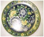 Click here to enlarge image and see more about item 2305: Decorative Plate by Andrea by Sedak