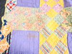 Click to view larger image of Antique Handmade Quilt (Image8)