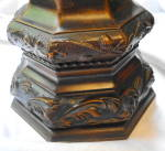 Click to view larger image of Wooden Carved Stacking Boxes (Image3)