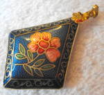 Click to view larger image of Cloisonne Pendant (Image3)