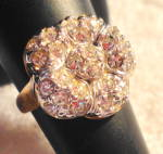 Click to view larger image of Crystal Ring  (Image4)