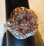 Click to view larger image of Crystal Ring  (Image6)