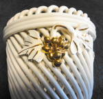 Click to view larger image of Langbern Original Porcelain Planter (Image2)