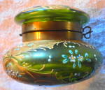 Click to view larger image of Moser Style Lidded Glass Box (Image2)
