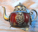 Click here to enlarge image and see more about item 3602: Chinese Mini Teapot