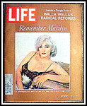 Life Magazine - September 8, 1972 - Marilyn Monroe