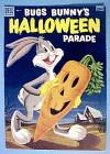 Bugs Bunny Halloween Parade Comic Cover #1-1953