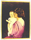 Lithograph/Picture 1930's Mother Love