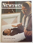 Newsweek Magazine April 15, 1968 Martin Luther King