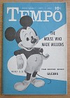 Tempo Magazine September 7, 1953 Mickey Mouse is 25