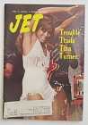 Jet Magazine April 15, 1976 Trouble Trails Tina Turner