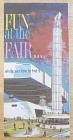 1965 New York World's Fair Fun At The Fair Brochure