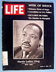 Life Magazine-April 12, 1968-Martin Luther King