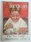American Magazine March 1925 Charles H Towne