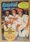 Baseball Digest August 1973 Allen, Melton & May