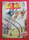 Batman Comics August 1955 The Caveman Batman