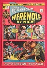 Werewolf By Night Comic February 1972 Werewolf
