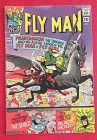 Fly Man Comic January 1966 Phantasmon