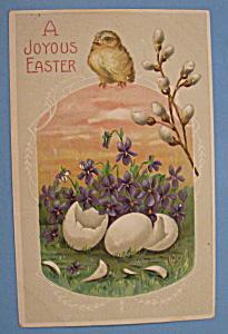 Joyous Easter Postcard (Image1)