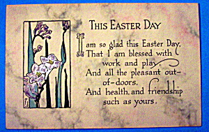 This Easter Day Postcard (Image1)