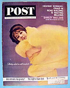 Saturday Evening Post Magazine - November 30, 1963 (Image1)