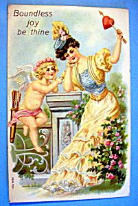Boundless Joy Be Thine Postcard (Image1)