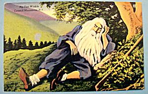 Rip Van Winkle Postcard (Image1)