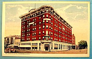 Mc Kenzie Hotel, Bismarck, N. D. Postcard (Image1)