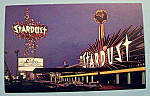 Stardust Hotel, Las Vegas, Nevada Postcard (Image1)