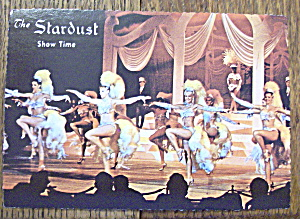 The Stardust Hotel, Reno, Nevada Postcard (Image1)