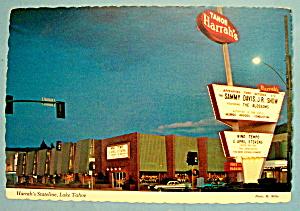 Harrah's Stateline, Lake Tahoe Postcard (Image1)