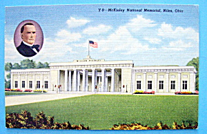 William McKinley Postcard (Image1)