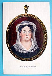 Rachel Donelson Jackson Postcard (Image1)
