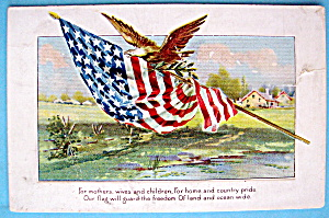 Guard Our Freedom Postcard (Image1)