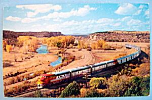 El Capitan in Shoemaker Canyon Postcard (Image1)
