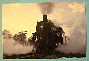 Chicago North Western System Postcard (Image1)