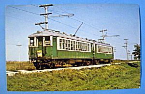 Chicago Transit Authority #4412 & #4410 Postcard (Image1)