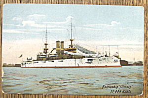 "Battleship ""Illinois"" (Image1)"