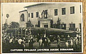 Japanese Suicide Submarine (Image1)