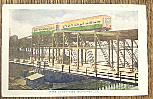 Lake Street Bridge, Chicago (Image1)