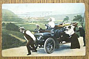 Carte Postale Postcard (Postkarte Carte Postale) (Image1)