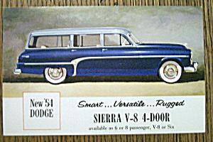 Sierra V-8 4-Door (Image1)