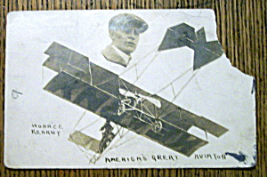 America's Great Aviator (Image1)