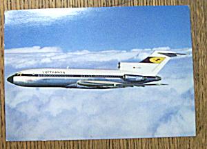 Lufthansa Postcard (Europa Jet) (Image1)